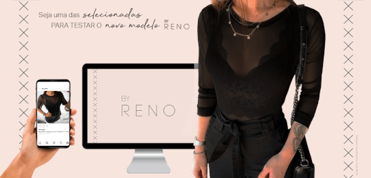Campanha BY RENO