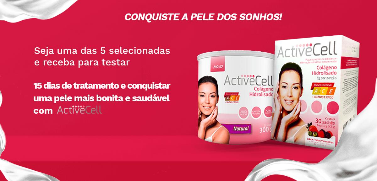 Campanha ActiveCell