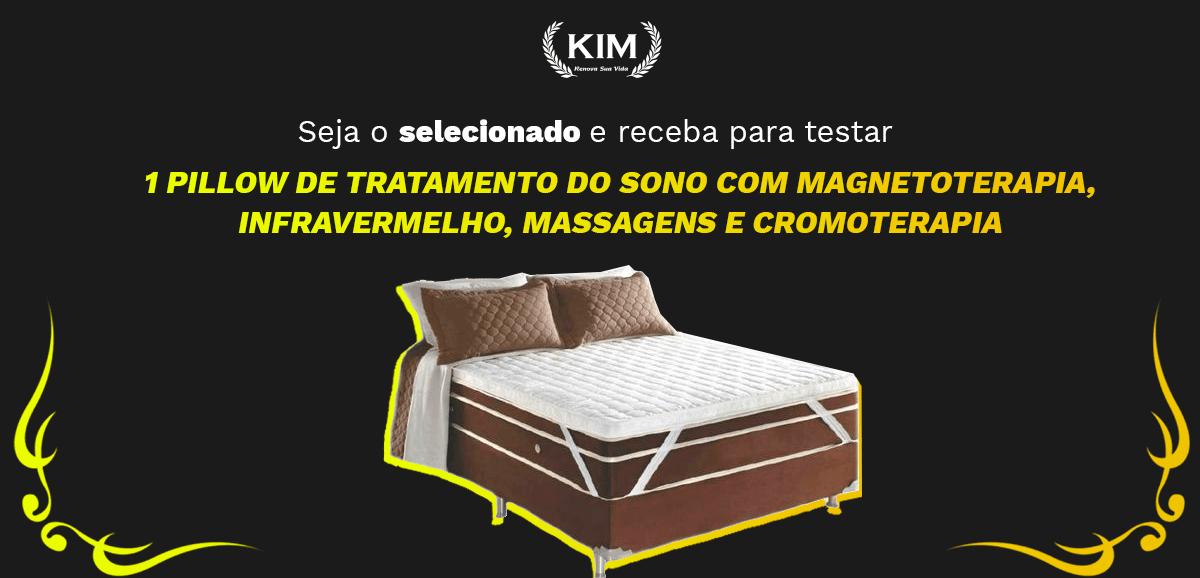 Campanha KIM Colchões