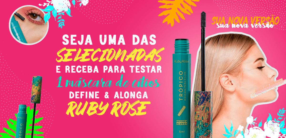 CAMPANHA - RUBY ROSE