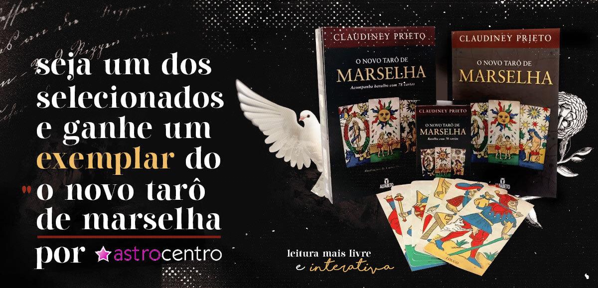 CAMPANHA LIVRO  - O NOVO TARÔ DE MARSELHA