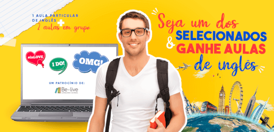 Campanha Be-live Language School