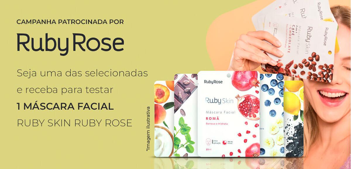 CAMPANHA RUBY ROSE  OFICIAL