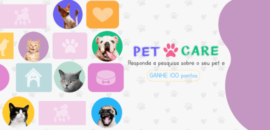 Campanha PET CARE