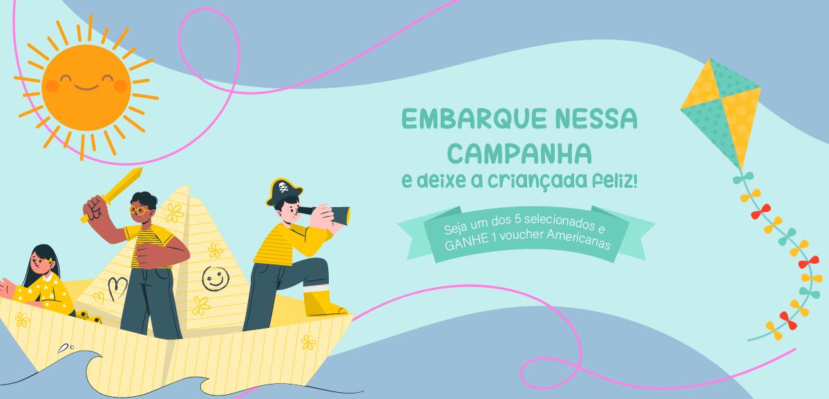 CAMPANHA DIA DAS CRIANÇAS BIG TESTER